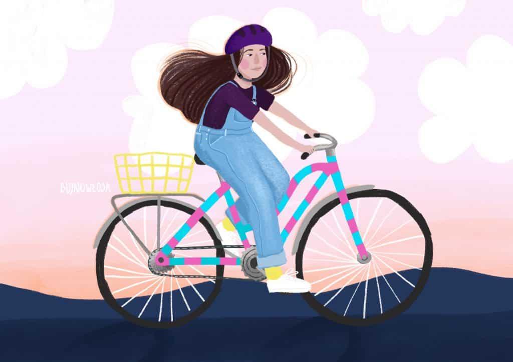 portret_dziewczyna_na_rowerze