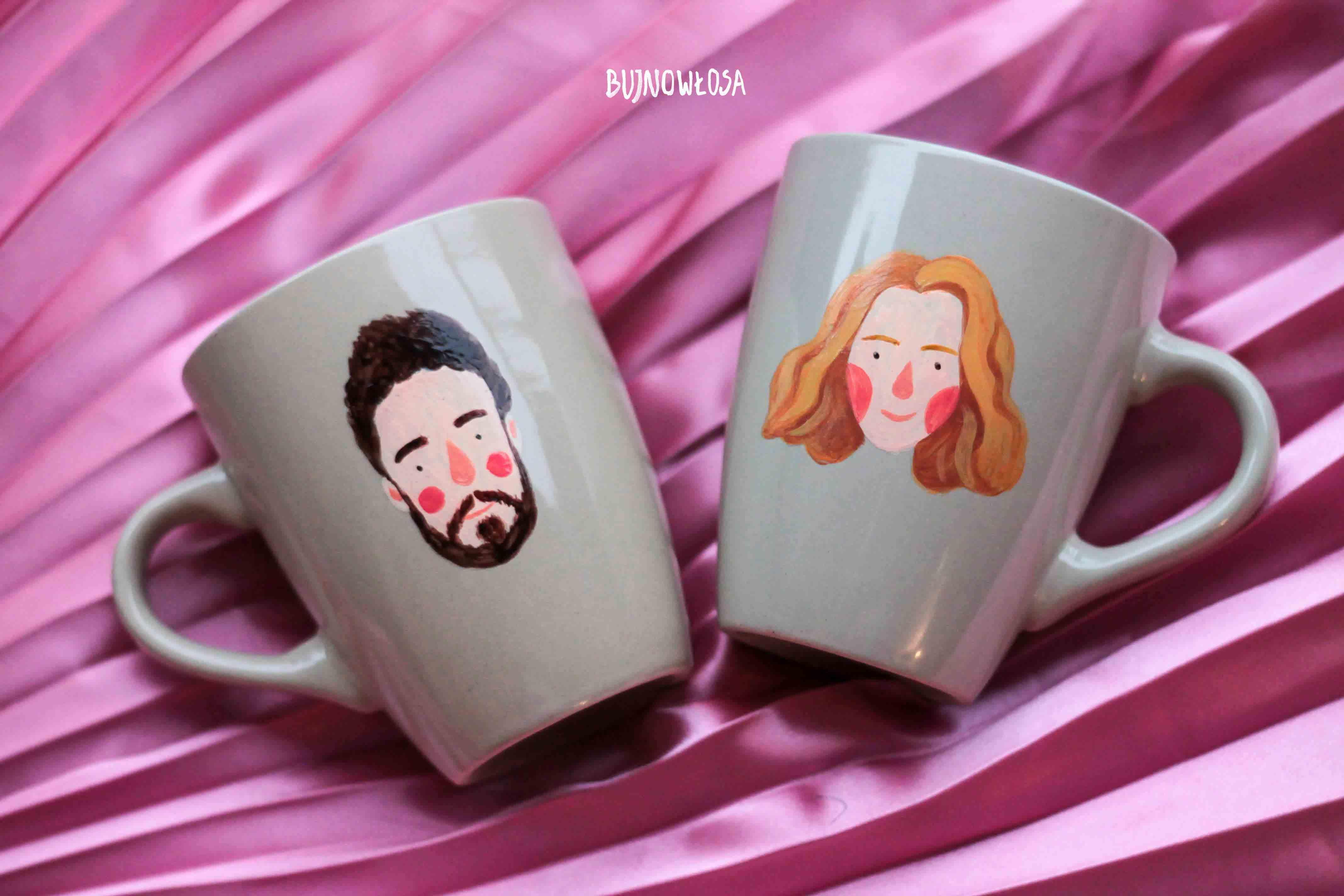 Kubki na prezent dla pary
