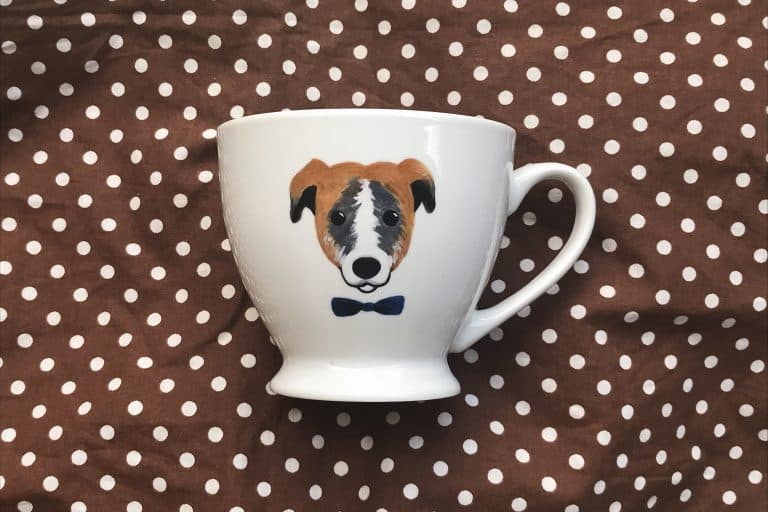 Kubek dla miłośnika psów