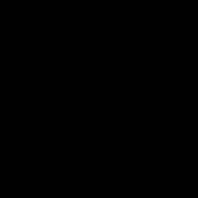 Czarny przycisk ilustracja na zamówienie